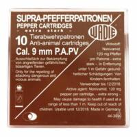 Wadie 9 mm Pepper patron, PA