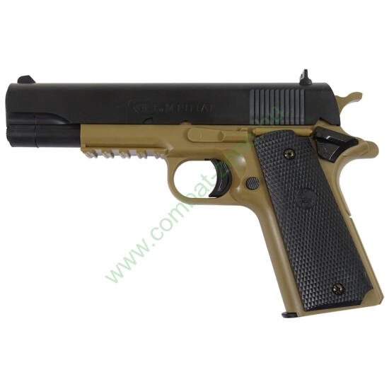 Colt 1911 Tan airsoft pisztoly