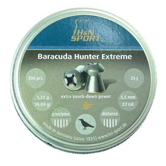 H&N Baracuda Hunter Extreme lövedék 5.5mm