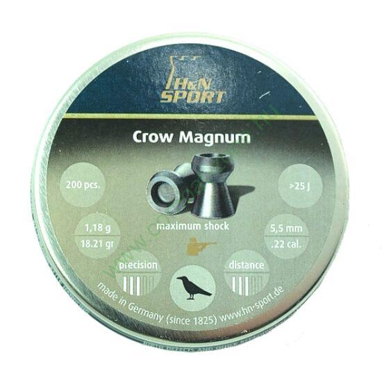 H&N Crow Magnum lövedék 5.5mm